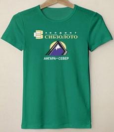 933b6be5864b6 Заказать печать на футболках в Красноярске дешево в Красноярске